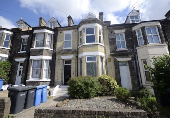 1 Bedroom Flat for sale in Clarence Road, Norwich, Norfolk, NR1 1HH