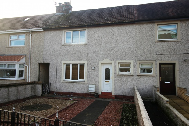 2 Bedrooms Terraced House for sale in Old Monkland Road, Coatbridge, Lanarkshire, ML5 5EE