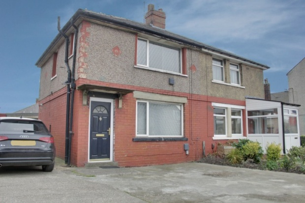 3 Bedrooms Semi Detached House for sale in Whetley Lane, Bradford, West Yorkshire, BD8 9EG