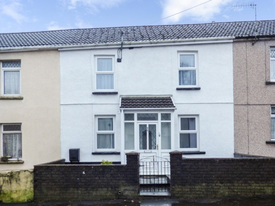 3 Bedrooms Terraced House for sale in Pantycelynen, Merthyr Tydfil, Glamorgan, CF48 1TN