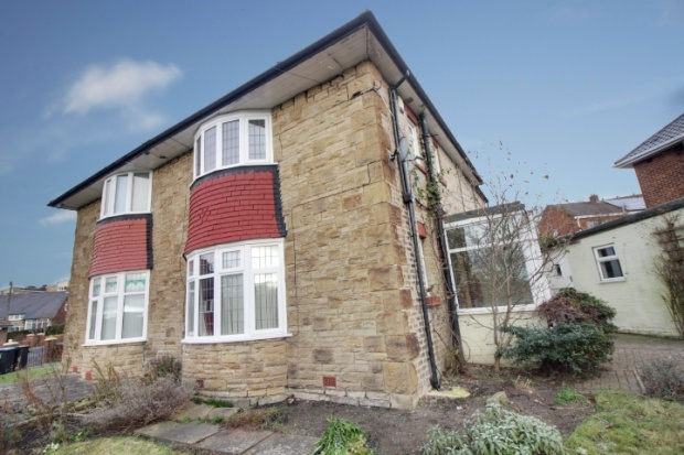3 Bedrooms Semi Detached House for sale in Cutlers Hall Road, Consett, Durham, DH8 8RE