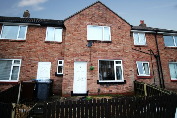 3 Bedrooms Terraced House for sale in Anson Place, Wigan, Lancashire, WN5 0HQ