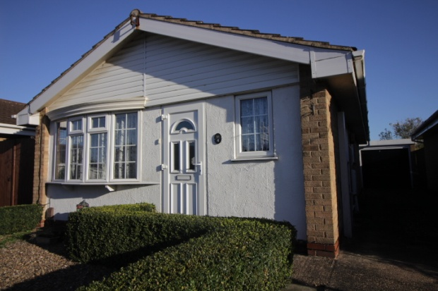 2 Bedrooms Detached Bungalow for sale in Welbeck Grove, Nottingham, Nottinghamshire, NG13 8RF