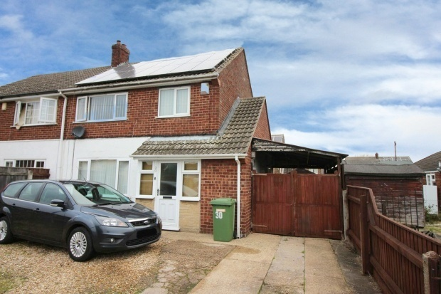3 Bedrooms Semi Detached House for sale in Talbot Road, Lmmingham, Lincolnshire, DN40 1EX