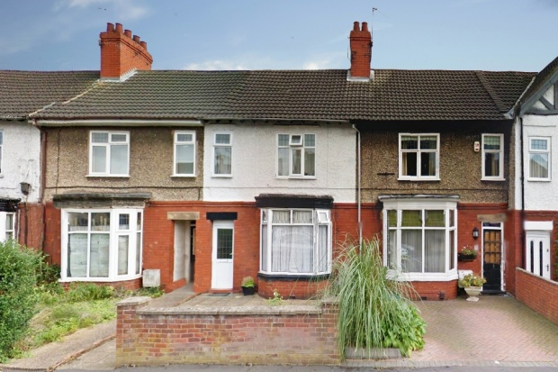 3 Bedrooms Terraced House for sale in Deyne Avenue, Scunthorpe, South Humberside, DN15 7PZ