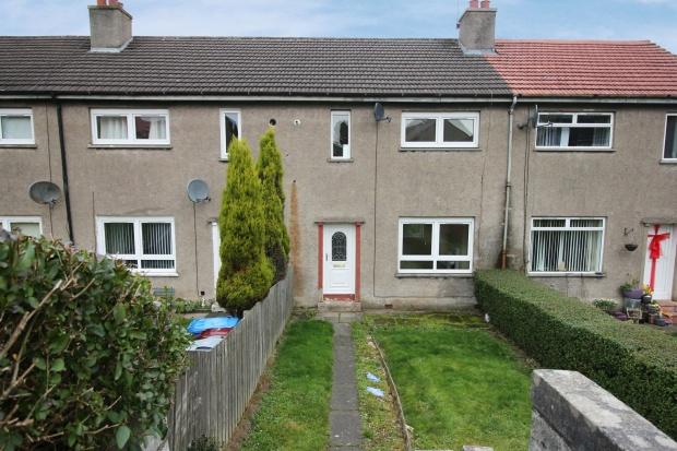 2 Bedrooms Terraced House for sale in Hillhead Crescent, Hamilton, Lanarkshire, ML3 9SA