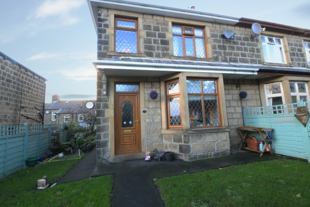 3 Bedrooms Semi Detached House for sale in Driver Terrace, Silsden, West Yorkshire, BD20 0JR