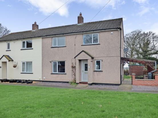 3 Bedrooms Semi Detached House for sale in Applegarth, Carlisle, Cumbria, CA6 4AS