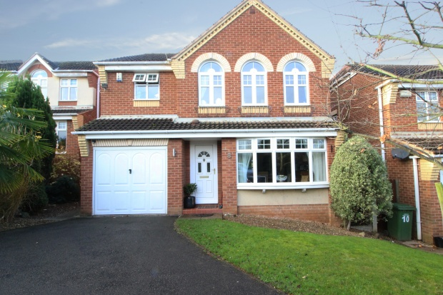 4 Bedrooms Detached House for sale in Wavell Close, Worksop, Nottinghamshire, S81 7RL