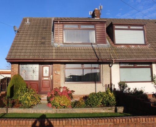3 Bedrooms Semi Detached House for sale in Whiteside Road, St Helens, Merseyside, WA11 0XN