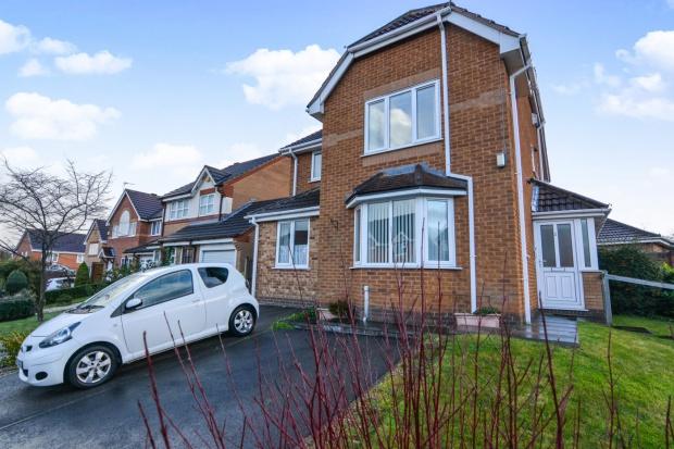 4 Bedrooms Detached House for sale in Bloomsbury Drive, Nottingham, Nottinghamshire, NG16 1RJ