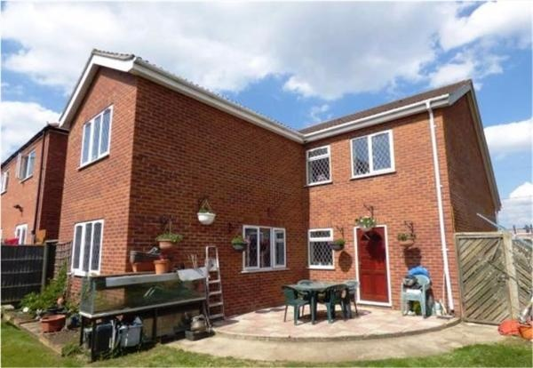4 Bedrooms Detached House for sale in Boundary Lane,, Lincoln, Lincolnshire, LN6 9NQ