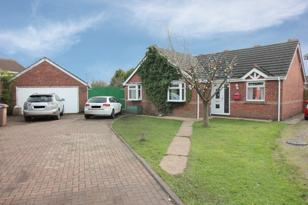 3 Bedrooms Detached Bungalow for sale in Villiers Court, Hedon, Hull, Hul, North Humberside, HU12 8DY
