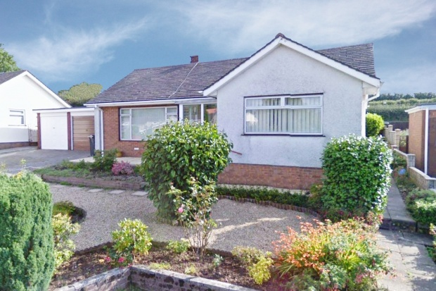 3 Bedrooms Detached Bungalow for sale in Ashford Close North, Cwmbran, Monmouthshire, NP44 2BL