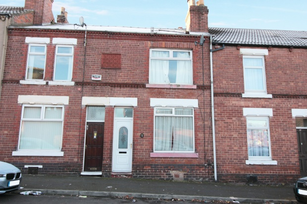 3 Bedrooms Terraced House for sale in King Edward Road, Doncaster, West Yorkshire, DN4 0NA
