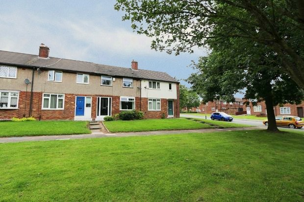 2 Bedrooms Terraced House for sale in Passway, Saint Helens, Merseyside, WA11 7HL