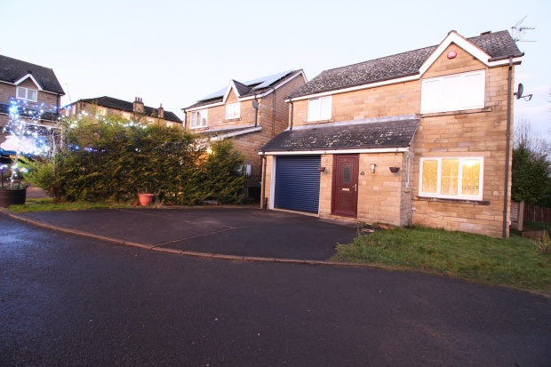 4 Bedrooms Detached House for sale in Ponyfield Close, Huddersfield, West Yorkshire, HD2 2BF