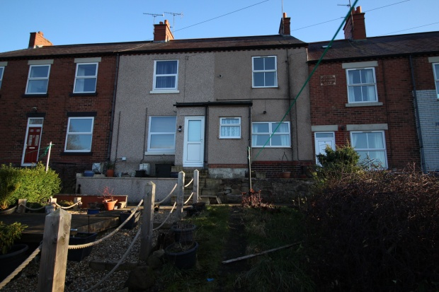 2 Bedrooms Terraced House for sale in Brynffynnon Cae Glo, Wrexham, Clwyd, LL14 3DR