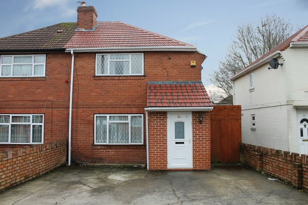 3 Bedrooms Semi Detached House for sale in Essex Avenue, Slough, Berkshire, SL2 1DR