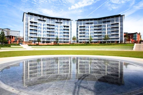 1 Bedroom Apartment Flat for sale in Langley Walk, Birmingham, West Midlands, B15 2EF