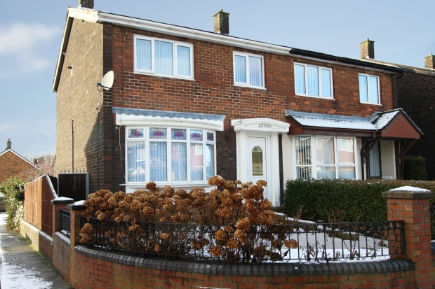 3 Bedrooms Semi Detached House for sale in Bathgate Square, Sunderland, Tyne And Wear, SR5 4RQ