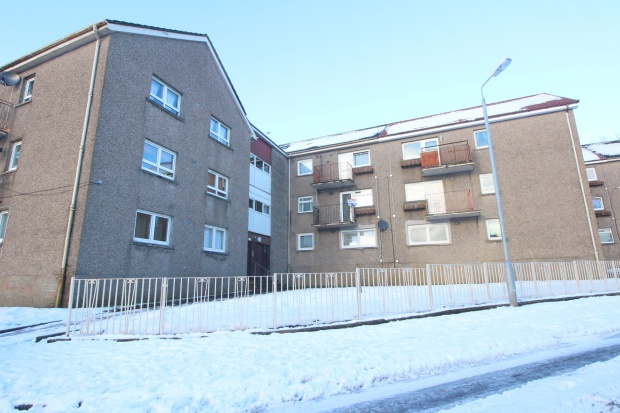 3 Bedrooms Flat for sale in Hunter Street, Airdrie, Lanarkshire, ML6 6NR