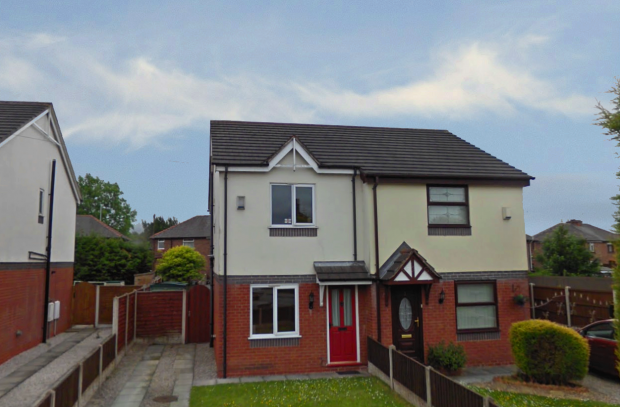 2 Bedrooms Semi Detached House for sale in Shortland Place, Wigan, Lancashire, WN2 4AN
