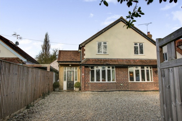 4 Bedrooms Detached House for sale in London Road, Thame, Oxfordshire, OX9 2NS