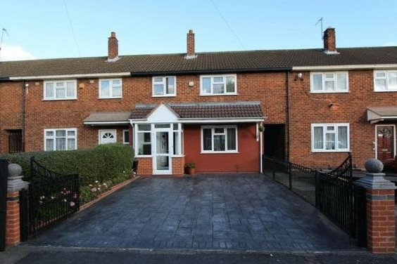 3 Bedrooms Semi Detached House for sale in Manby Street, Tipton, West Midlands, DY4 9NG