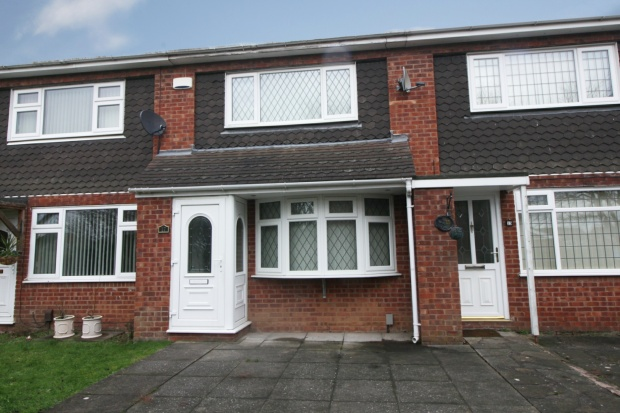 2 Bedrooms Terraced House for sale in Brierley Road, Coventry, West Midlands, CV2 1RS