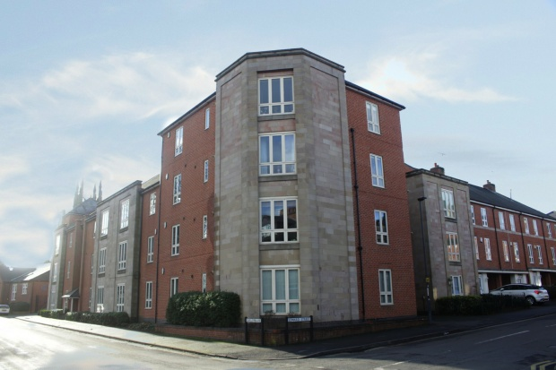 2 Bedrooms Apartment Flat for sale in The School Yard, Derby, Derbyshire, DE1 3BL