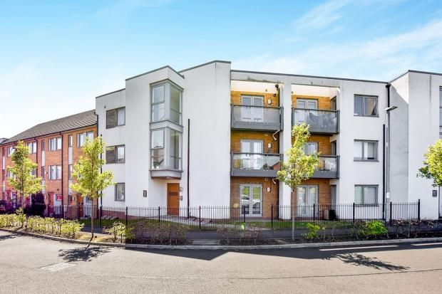 1 Bedroom Apartment Flat for sale in Christie Lane, Salford, Greater Manchester, M7 3BL