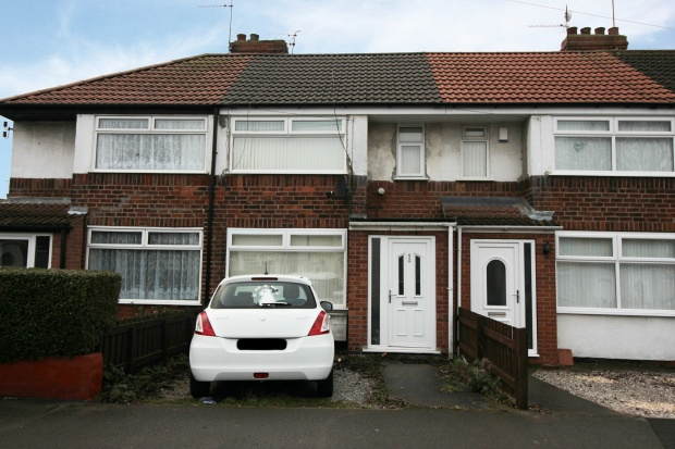 3 Bedrooms Terraced House for sale in Welwyn Park Drive, Hull, North Humberside, HU6 7DX
