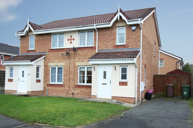 4 Bedrooms Semi Detached House for sale in Telford Drive, St Helens, Merseyside, WA9 3GR