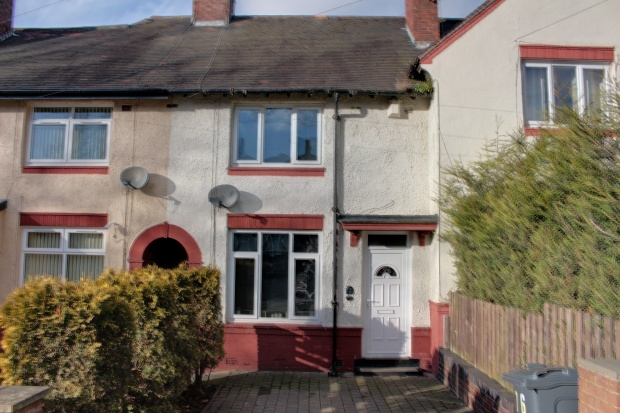 2 Bedrooms Terraced House for sale in Hartley Brook Avenue, Sheffield, South Yorkshire, S5 0HN
