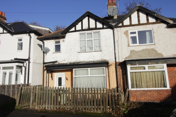 3 Bedrooms Semi Detached House for sale in Bramcote Road, Nottingham, Nottinghamshire, NG9 1DW