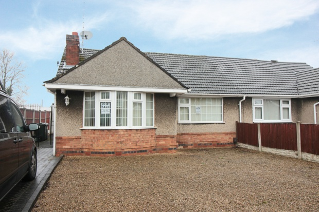 2 Bedrooms Bungalow for sale in Wychwood Close,, Doncaster, Yorkshire, DN4 9HF