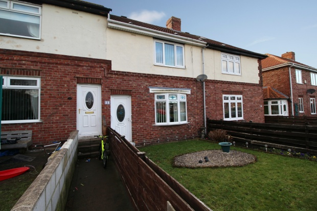2 Bedrooms Terraced House for sale in Surrey Terrace, Chester Le Street, Durham, DH3 2EA