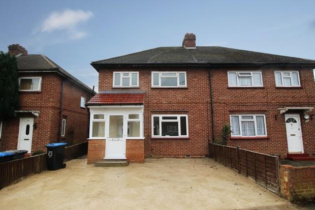 3 Bedrooms Semi Detached House for sale in Mullens Road, Egham, Surrey, TW20 8AQ