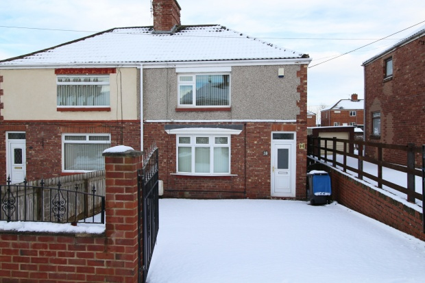 3 Bedrooms Semi Detached House for sale in Elm Road, Ferryhill, Durham, DL17 9PG