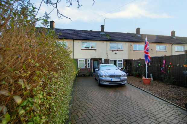 3 Bedrooms Terraced House for sale in Rothesay Road, Blackburn, Lancashire, BB1 2ER