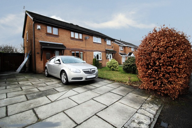 3 Bedrooms Semi Detached House for sale in The Meadow, Skelmersdale, Lancashire, WN8 6EN