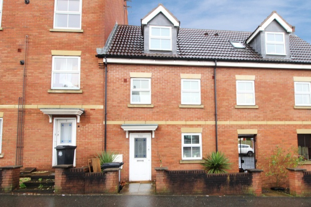 3 Bedrooms Town House for sale in Whitehall Road, Bristol, City Of Bristol, BS5 7BG
