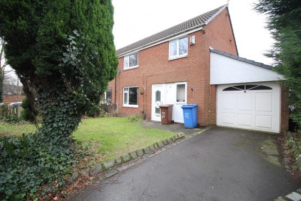 3 Bedrooms Semi Detached House for sale in Barn Meadow, Preston, Lancashire, PR5 8DX