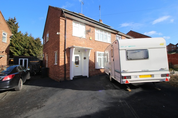 3 Bedrooms Semi Detached House for sale in Cornwall Road, Stourbridge, West Midlands, DY8 4TE