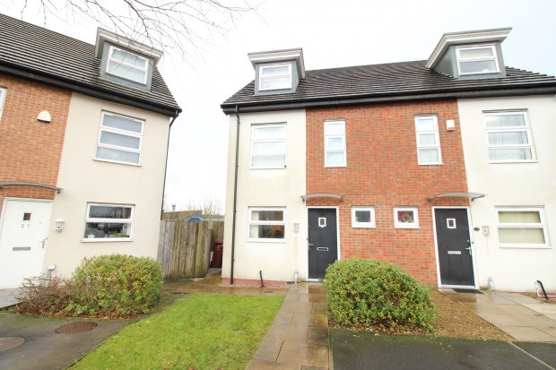 4 Bedrooms Semi Detached House for sale in Ivy Graham Close, Manchester, Greater Manchester, M40 3AS