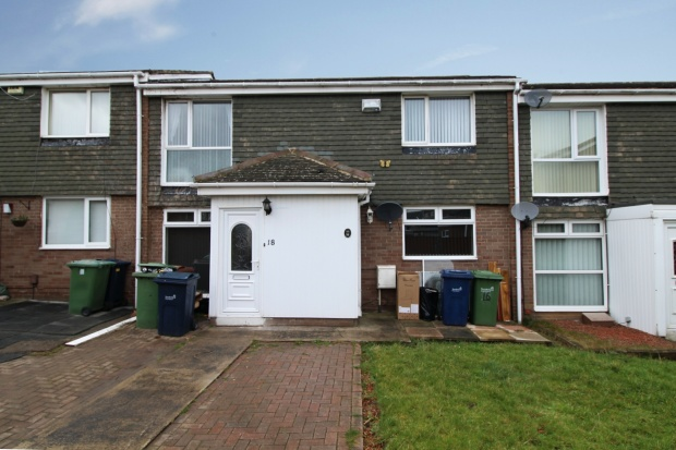 2 Bedrooms Flat for sale in Milcombe Close, Sunderland, Tyne And Wear, SR3 2QJ