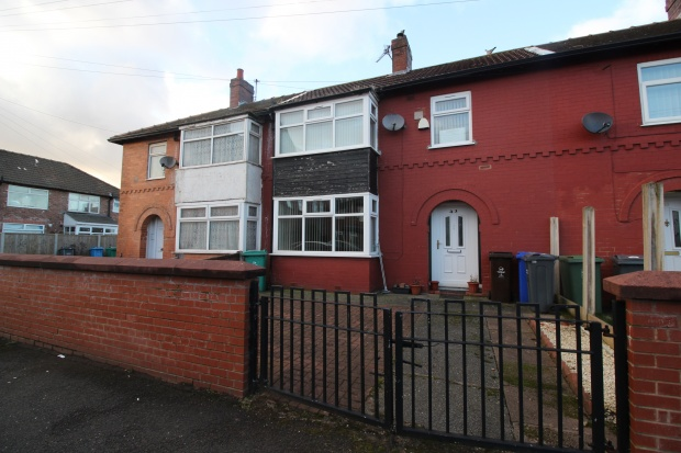2 Bedrooms Terraced House for sale in Farrant Road, Manchester, Greater Manchester, M12 4PF