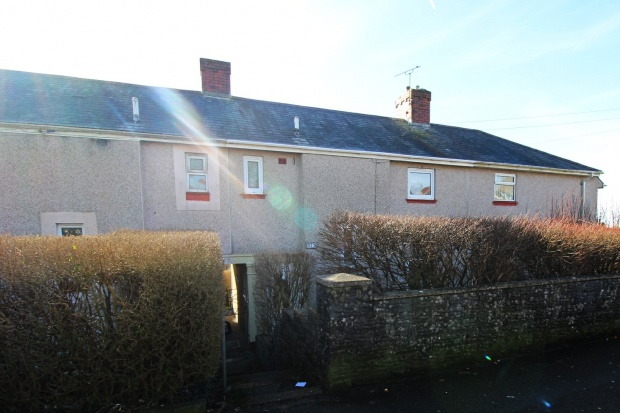 3 Bedrooms Terraced House for sale in Powys Avenue, Swansea, West Glamorgan, SA1 6PJ