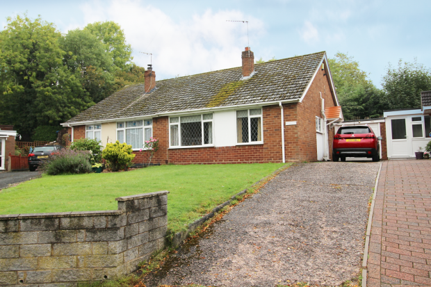 Main Photo of a 2 bedroom  Semi Detached Bungalow for sale